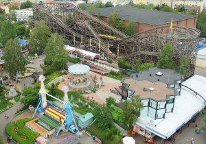 Linnanmaki Amusement Park